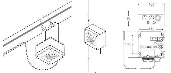 RAYSTAT-EX-03 термостат